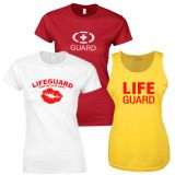 LADIES LIFEGUARD CLOTHING